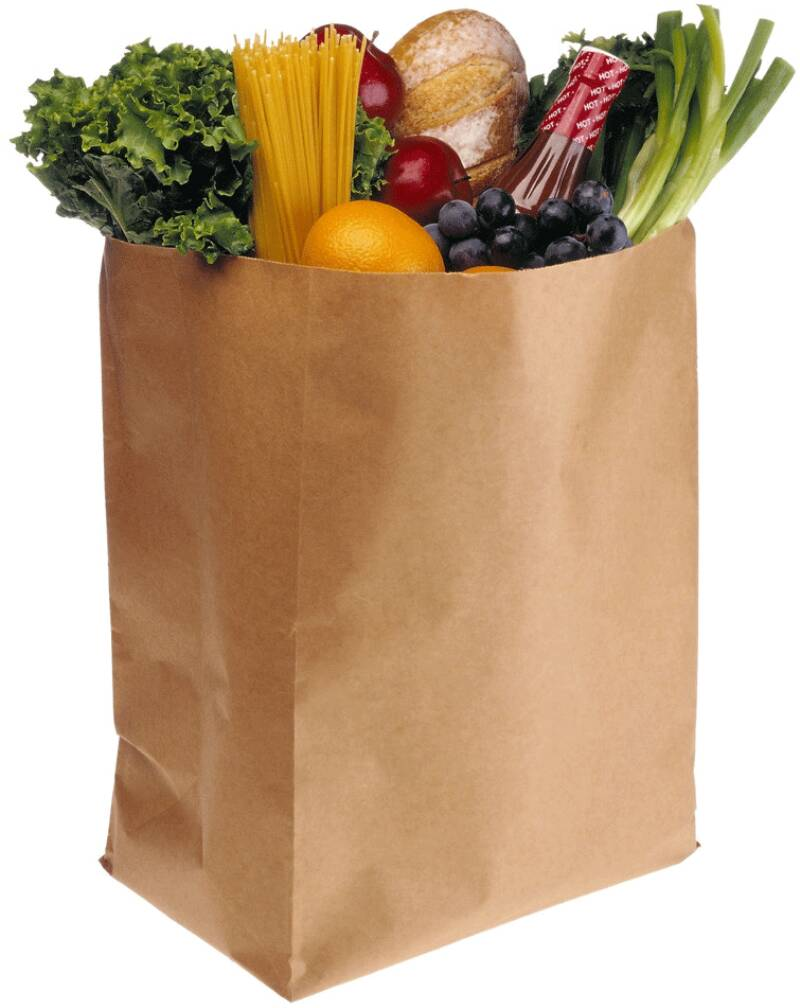 Grocery Service Bag